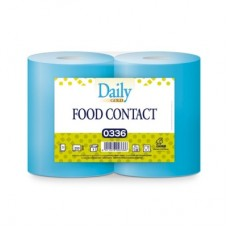 BOBINE DAILY GOLD FOODCONTACT 3V BLU