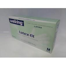 GUANTI LATEX-FIT WALKING M PZ.100