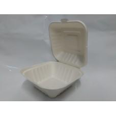 BOX HAMBURGER CELLULOSO 15X14,5CM PZ.50