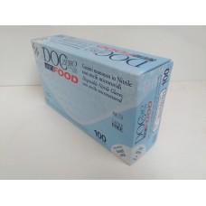 GUANTI NITR DOCZERO V.FOODL GR.3,5PZ.100