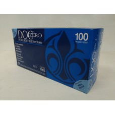 GUANTI NITR DOCZERO M GR.4,9 PZ.100