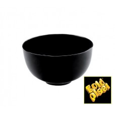 COPPETTA SMALL BOWL NERO 150CC PZ.12