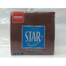 TOV. PP STAR 38X38 2V CIOCCOL. PZ.40