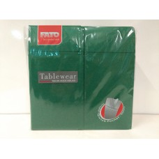 Q.POCKET AIRL.40X40 VERDE FORE PZ.50