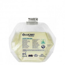 RIC. LUXORY FOAM SOAP ML.800 PZ.6